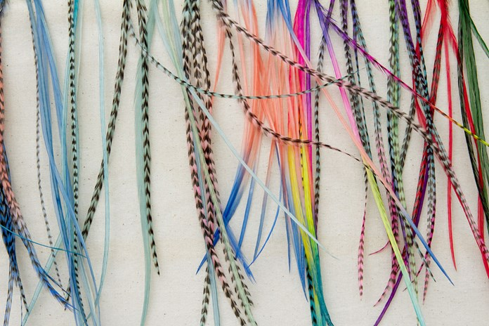 Birds of a Feather Hair Extensions | St Kilda Esplanade Market